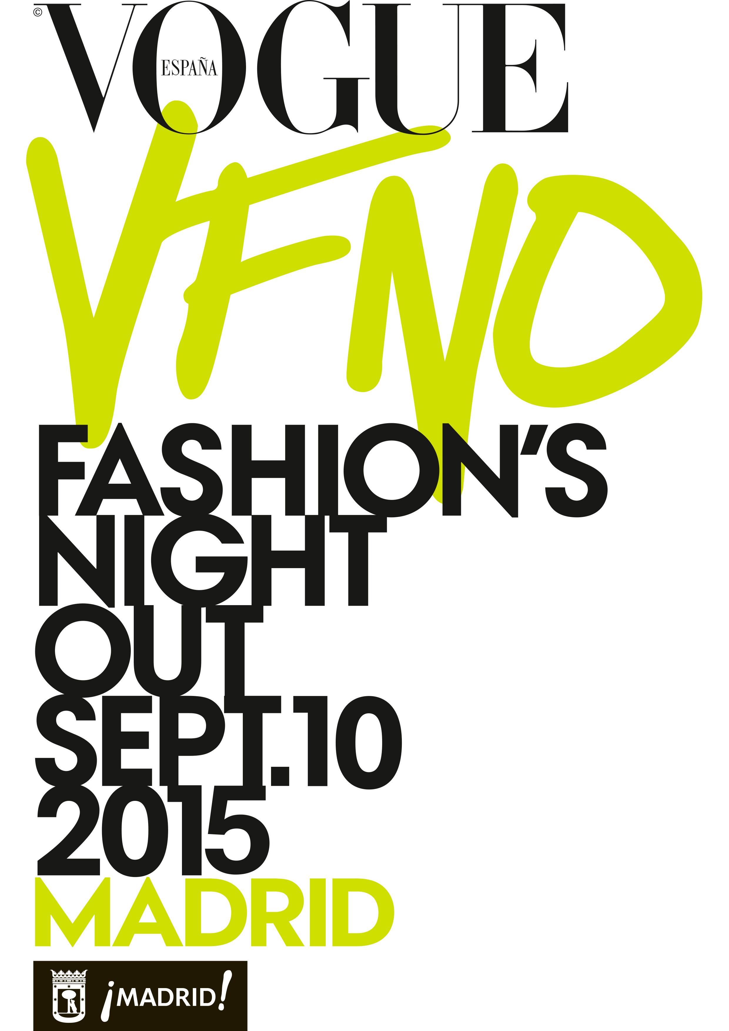 760beb69ef Oh my Cut! en la Vogue Fashion´s Night Out 2015 de Madrid - Oh my ...