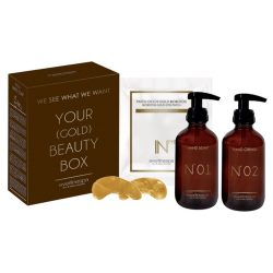 GOLD BEAUTY BOX