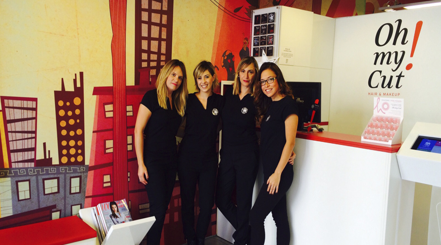 Tenemos salon star enhorabuena omc olof palme en murcia - My place salon de the ...