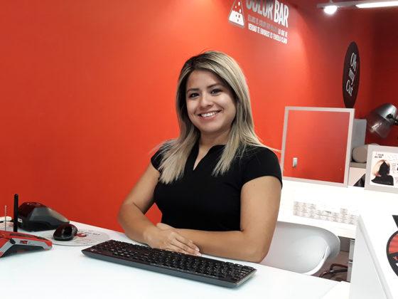 Melissa Meléndez, Estilista del Mes de abril