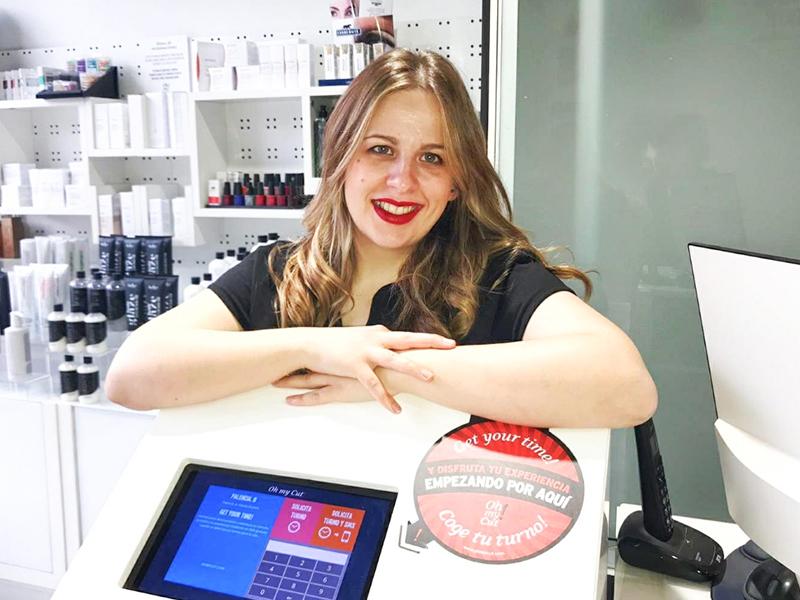 Noelia Marqués Esteves, Estilista del Mes de junio