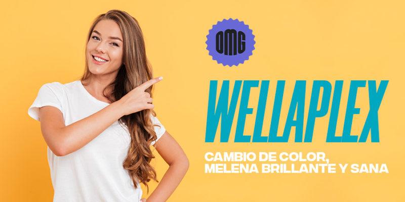 ATRÉVETE A CAMBIAR DE COLOR DE CABELLO CON WELLAPLEX
